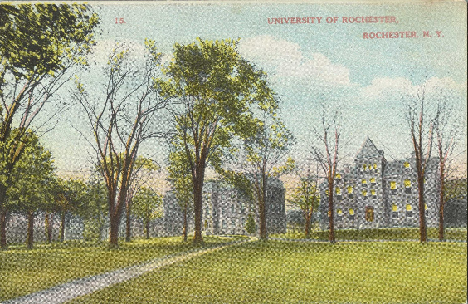 University of Rochester, Rochester, N.Y.