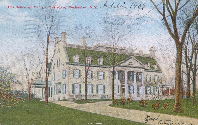 Residence of George Eastman, Rochester, N.Y.