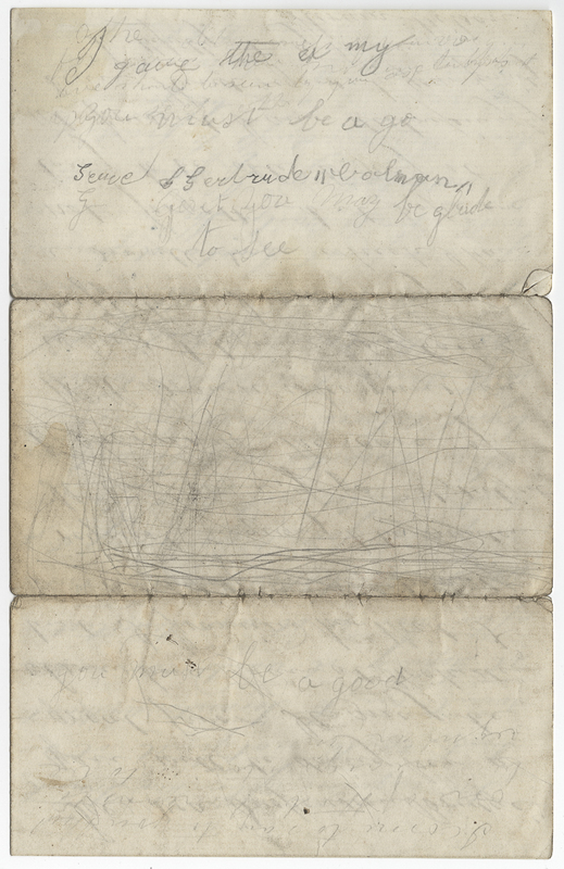 Wilson, Hiram. Letter to Isaac Post.