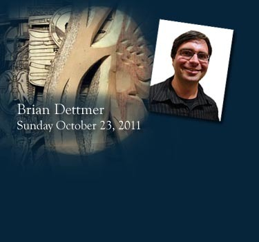 Brian Dettmer: Neilly Series Lecture