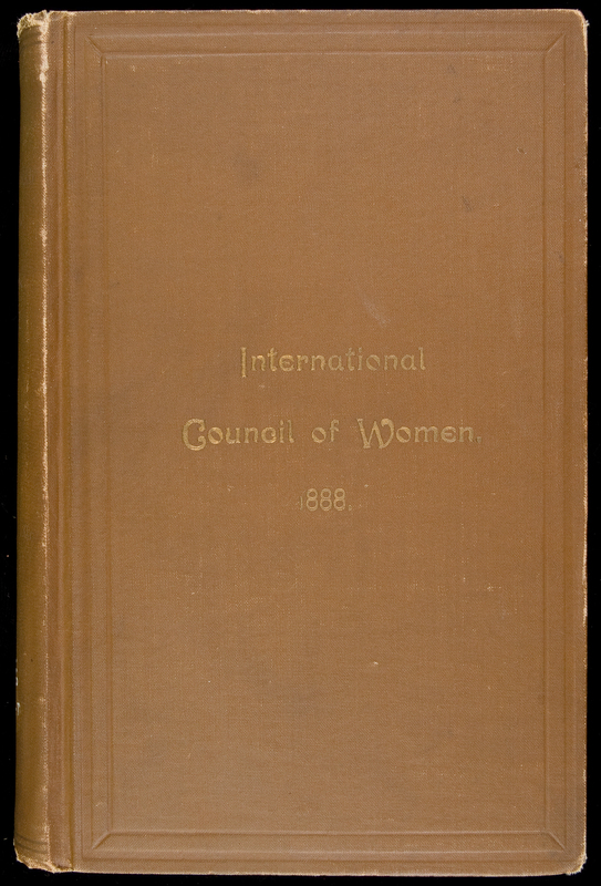 International Council of Women