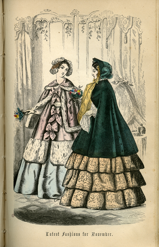 Godey's Lady's Book, volume 47