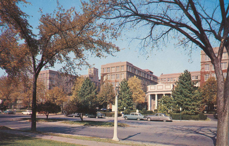 Strong Memorial Hospital.