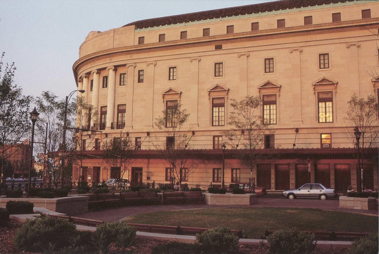 Eastman Theatre.