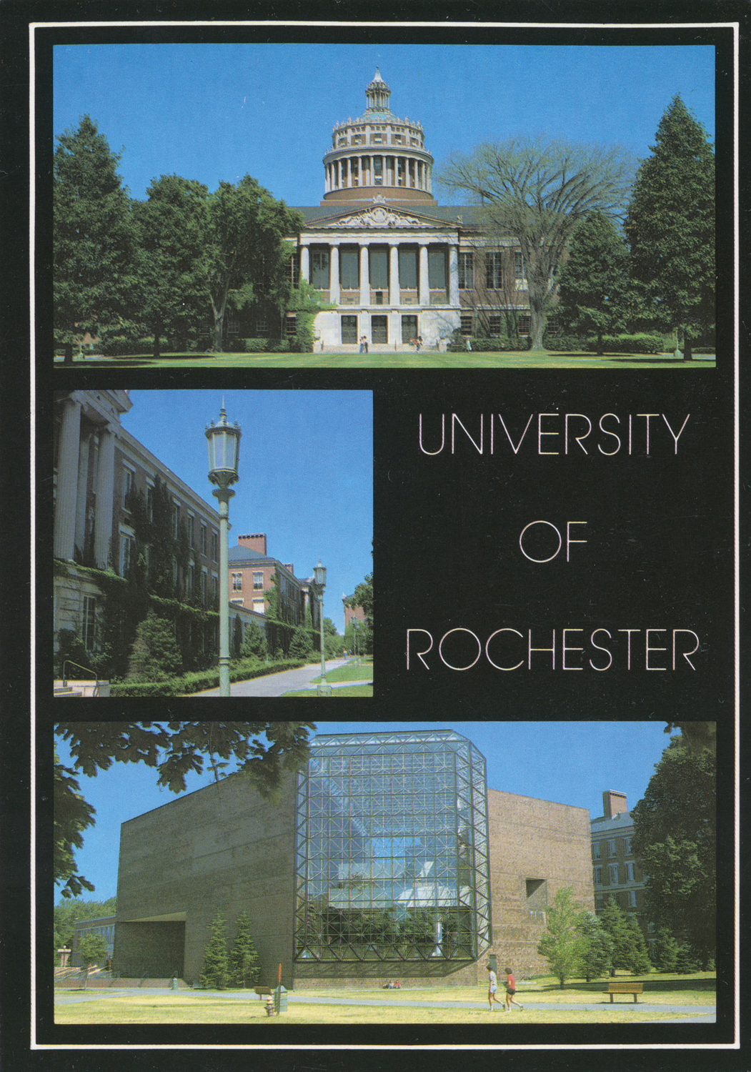 University of Rochester.