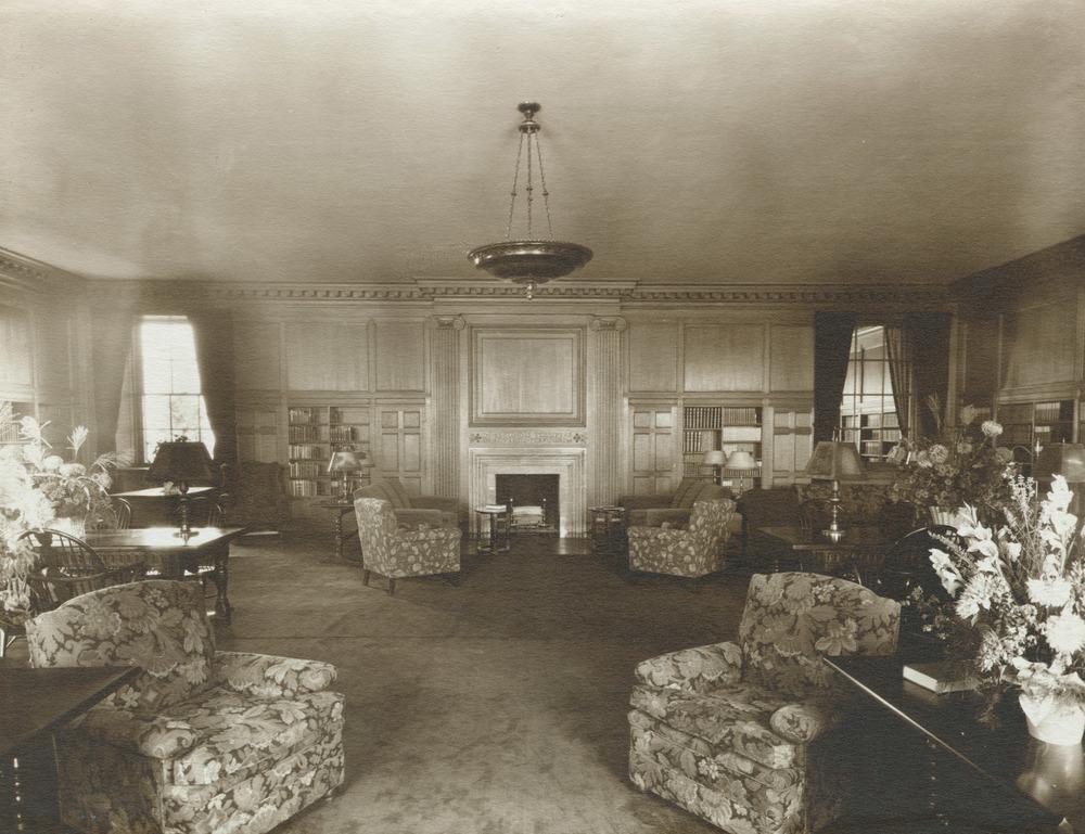 Rush Rhees Library: Welles-Brown Room