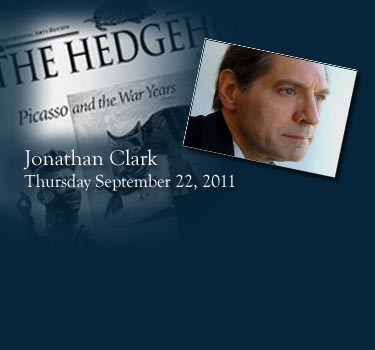 Jonathan Clark: Neilly Series Lecture