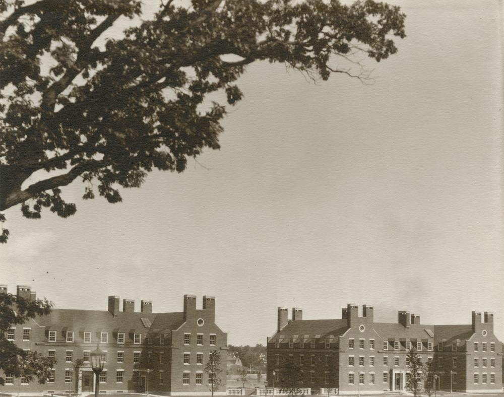 Burton and Crosby Residence Halls