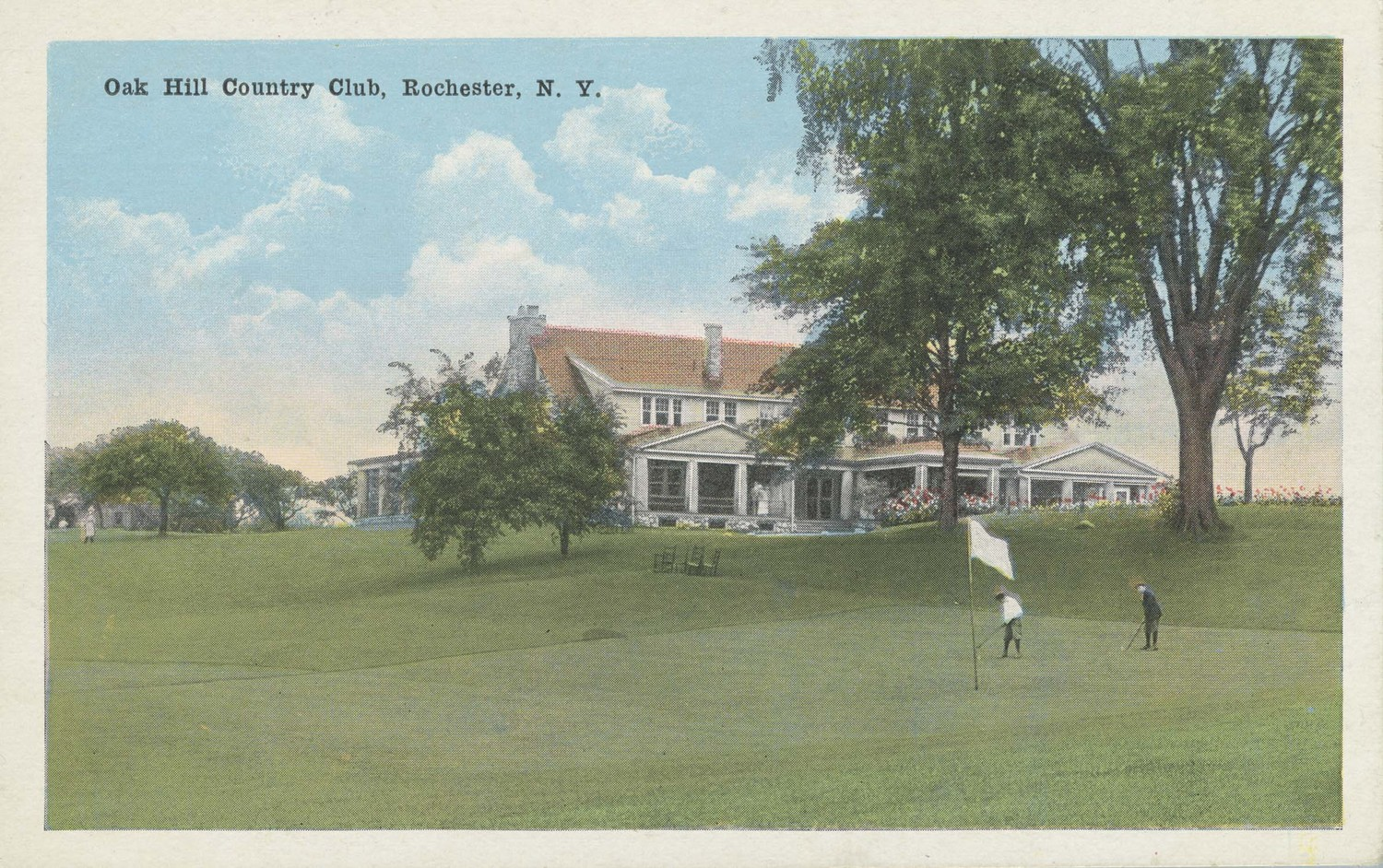 Oak Hill Country Club, Rochester, N.Y.