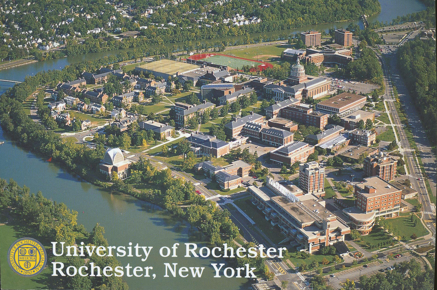 University of Rochester Rochester, N.Y.