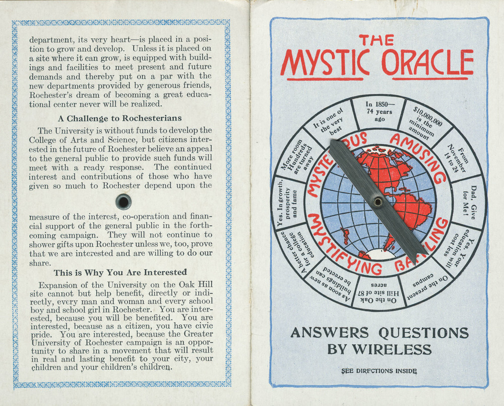Mystic Oracle