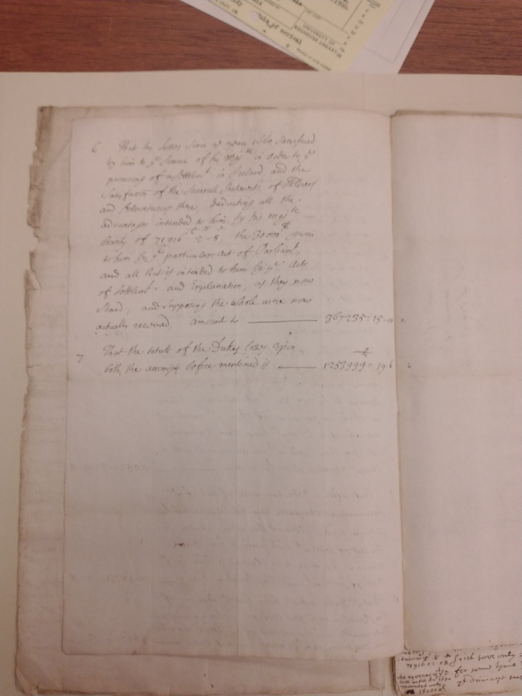 """""""Sir Robert Southwell's Notes on a Biography for the Duke of Ormond"""""""