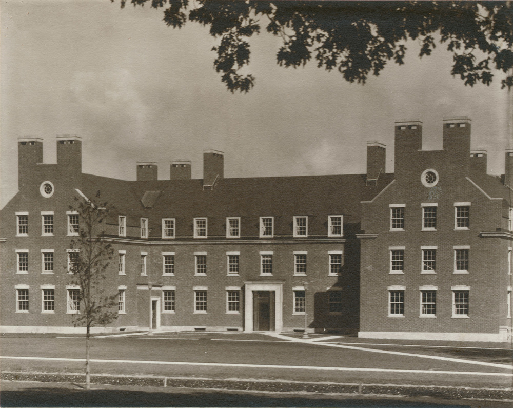 Burton Residence Hall