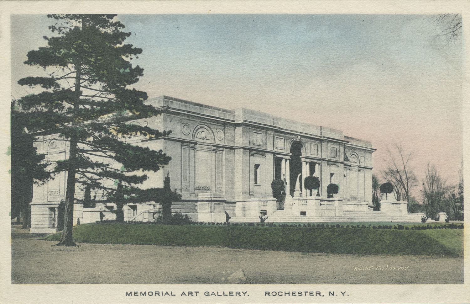 Memorial Art Gallery. Rochester N.Y.