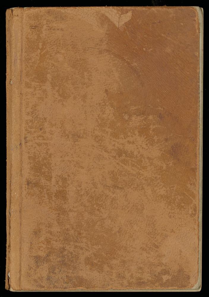 Taos (New Mexico) Memo Book, October-December 1877