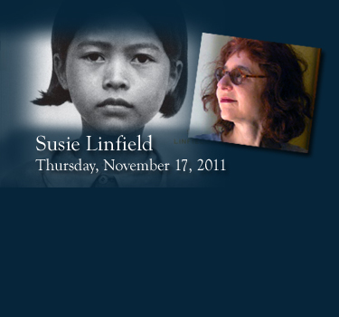 Susie Linfield: Neilly Series Lecture