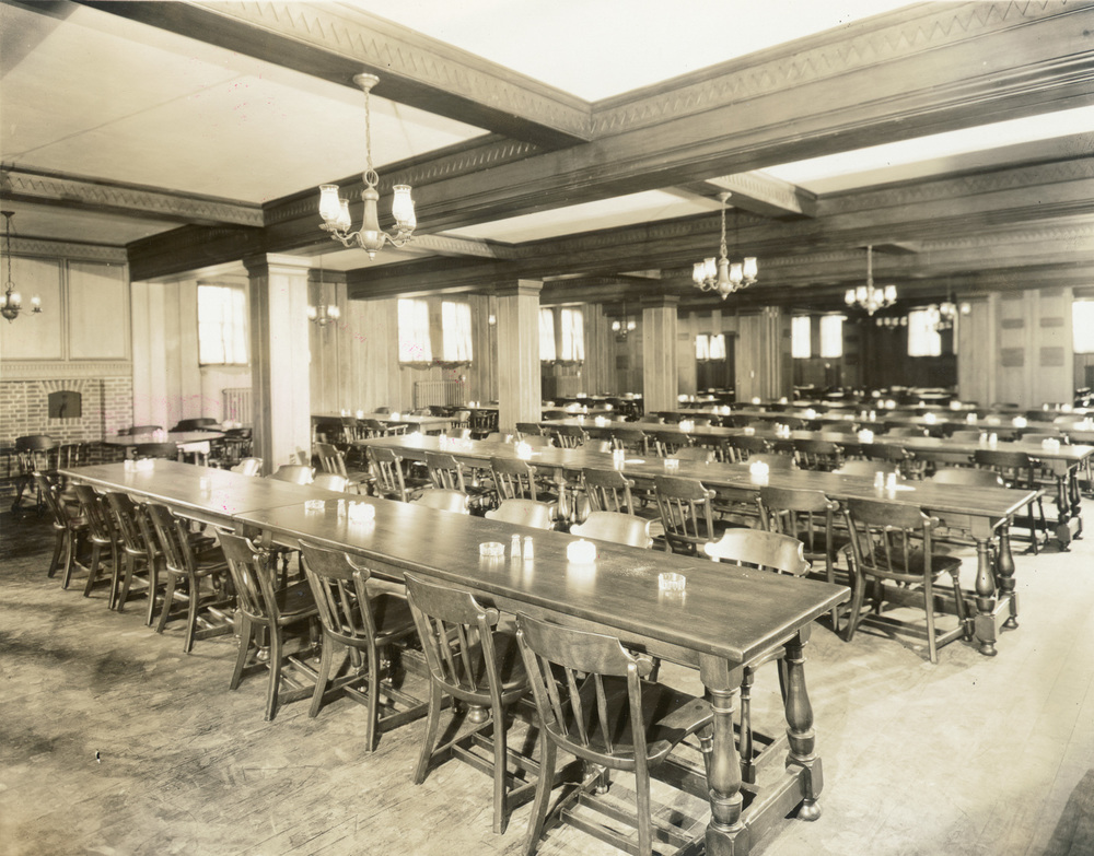 Todd Union: Informal Dining Area