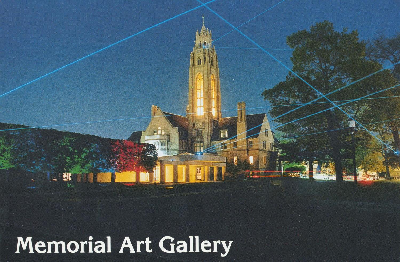 Memorial Art Gallery.
