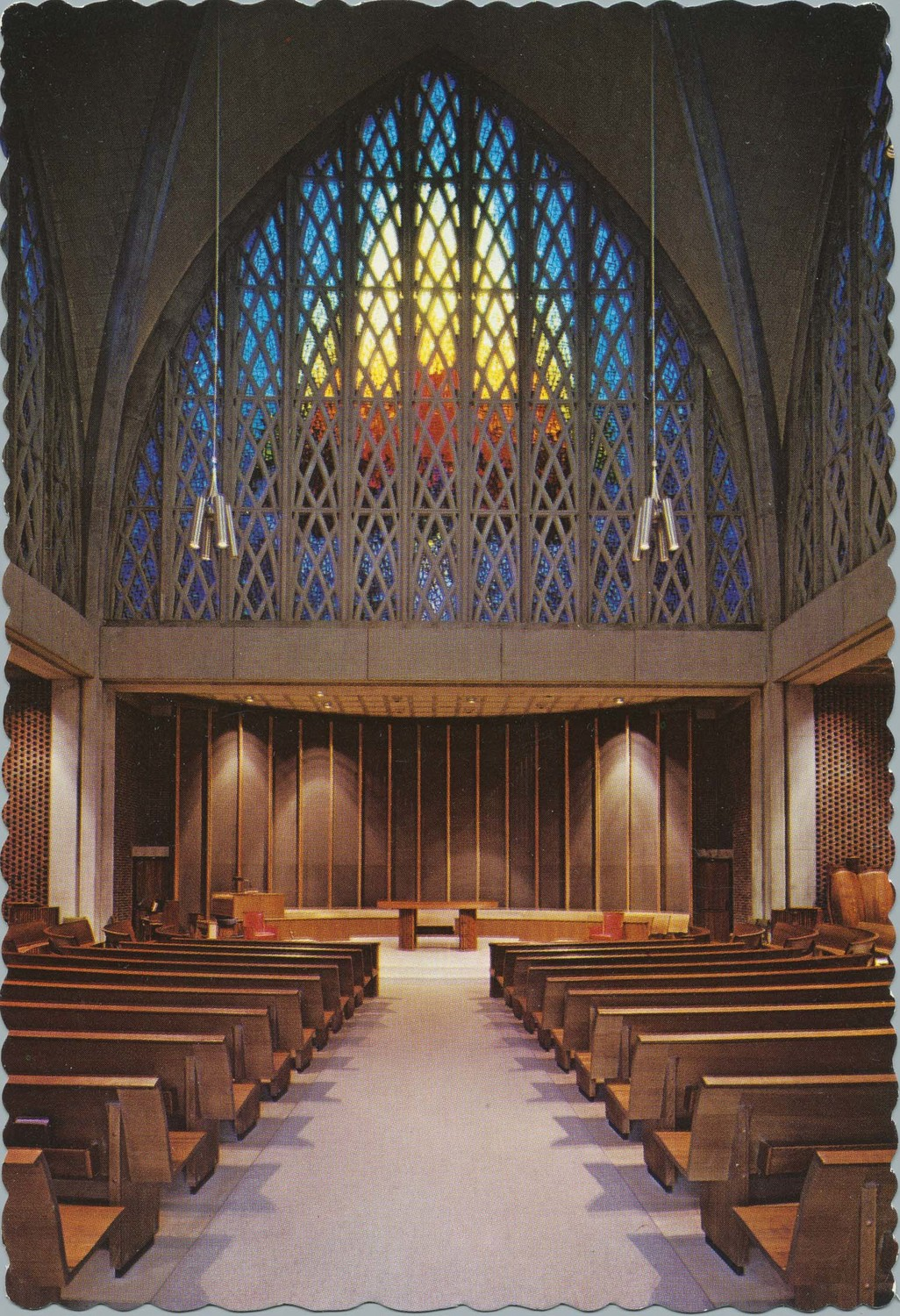 Interfaith Chapel.