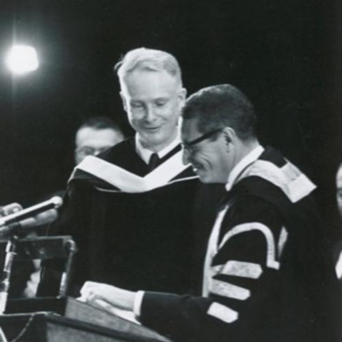 W. Allen Wallis and Joseph C. Wilson