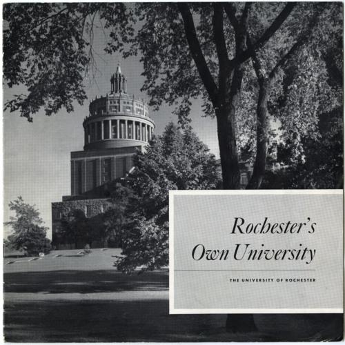 Rochester's Own University