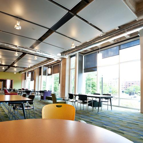 Rush Rhees Library: Gleason Library